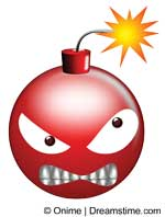 image of bomb