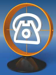 image of phone award
