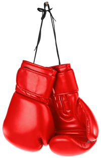 image of boxing gloves